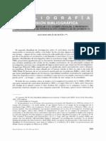 Bolivar Articulo Sobre Jackson