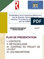 2 Presentation de La Lolf Du Benin