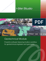 Maptek I-Site Studio Geotechnical Module
