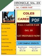 Coles Chronicle Vol. 23