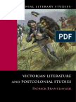 Victorian and Postcolonial