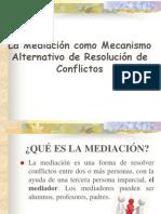 Mediación 2013