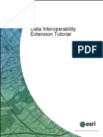 Tutorial Data Interoperability Extension-Arcgis