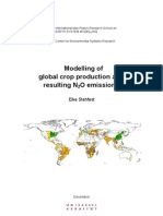 FAO-Dissertation Elke Stehfest 2006-01-18