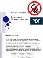 Clase 4 - Estandares e Interoperabilidad - Fede V1