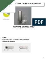 Manual MP3