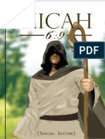 Micah 6 9 (Special Edition)