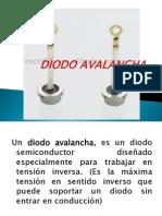 Diodo Avalancha