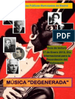 Msica Degenerada (Completo)