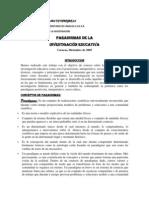 Paradigmas de La Investigacion Educativa. - Venezuela.