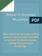 Rhodney Cantu New Millennial Resume
