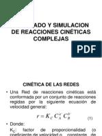 Modelado y Simulacion de Rxnes