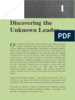 Discovering the Unknown Leader