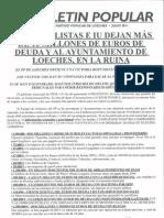 Boletín PP Loeches Julio 2011