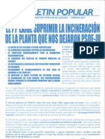 Boletín PP Loeches Febrero 2012