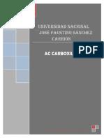 Ac Carboxilicos