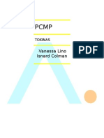 PCMP toxinas
