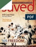 Saved Magazine - May/June Issue