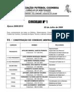 CIRCULAR N- 1 2009 - 2010