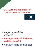 Dm and Cardio
