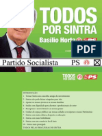 """Compromissos """"Todos Por Sintra"""""""