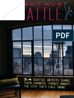 Artists View of Seattle 2013 (Good Map at End)