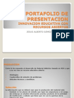 Portafolio de Presentacion