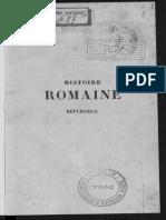 Histoire Romaine Republique M.michelet 3ed. t.1 P. 1843