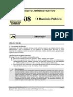 ADM 08 - O Domínio Público