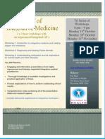 Integrative Medicine Workshops