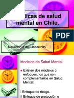 Politicas de Salud Mental en Chile