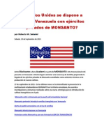 ¿Estados Unidos se dispone a invadir Venezuela con ejércitos privados de MONSANTO?.docx