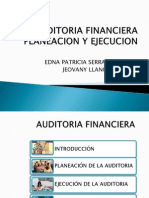 Auditoria Financiera Paty