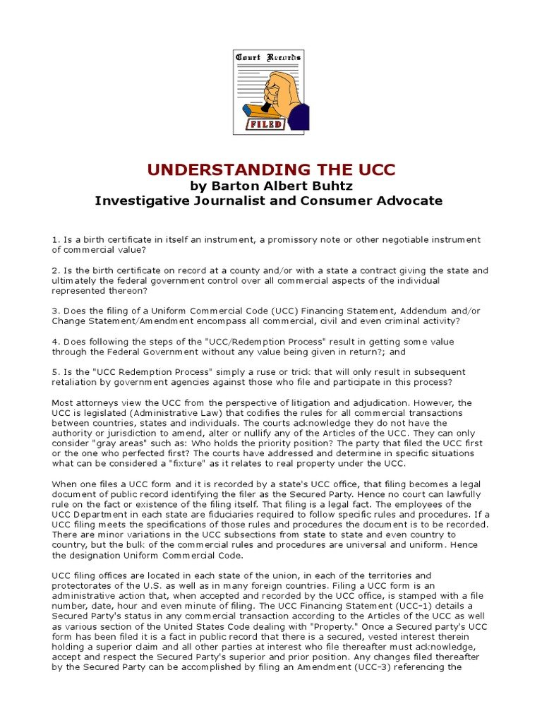 Understanding the ucc uniform commercial code internal revenue understanding the ucc uniform commercial code internal revenue service 1betcityfo Image collections
