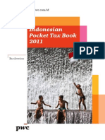 Indonesian Pocket Tax Book 2011
