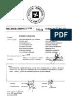 Parere Regione Lombardia al progetto definitivo Pedemontana (DGR-9542-2009)