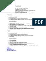 Business Permit Procedure