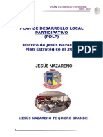 Plan de Desarrollo Concertado-JN