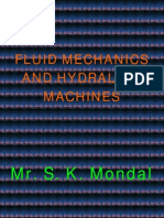 Fluid Mechanics by S K Mondal