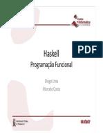 Haskell - Introdução