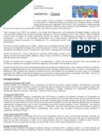 Gêneros Musicais Brasileiros - Choro (impressão)