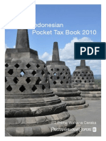 Indonesian Pocket Tax Book 2010