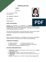 C.v Paola Bayona