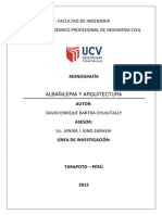 Monografia de Redaccion Universitaria