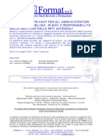 GarantePrivacy_Rm_5_mag09