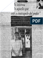 Diamela Eltit- Escritora Chilena