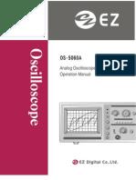 Manual Osciloscopio