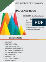 Virtual Class Room Final