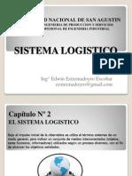 Sesion 2 Sistema Logistico