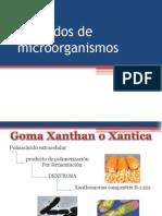 Exudados de Microorganismos (1)